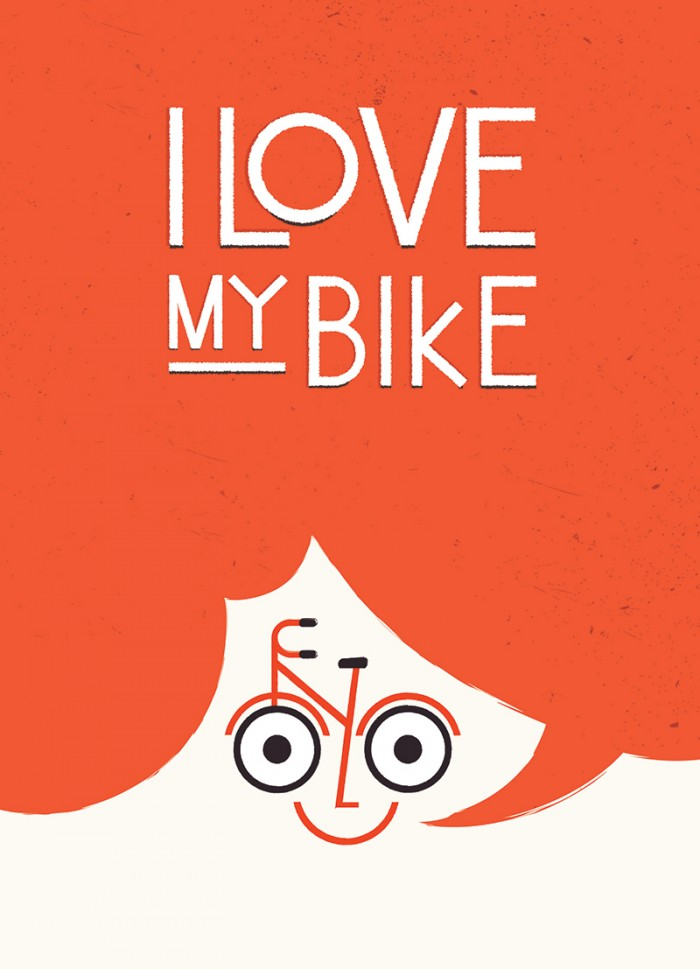 juliasolans_posters_ilovemybike_bike