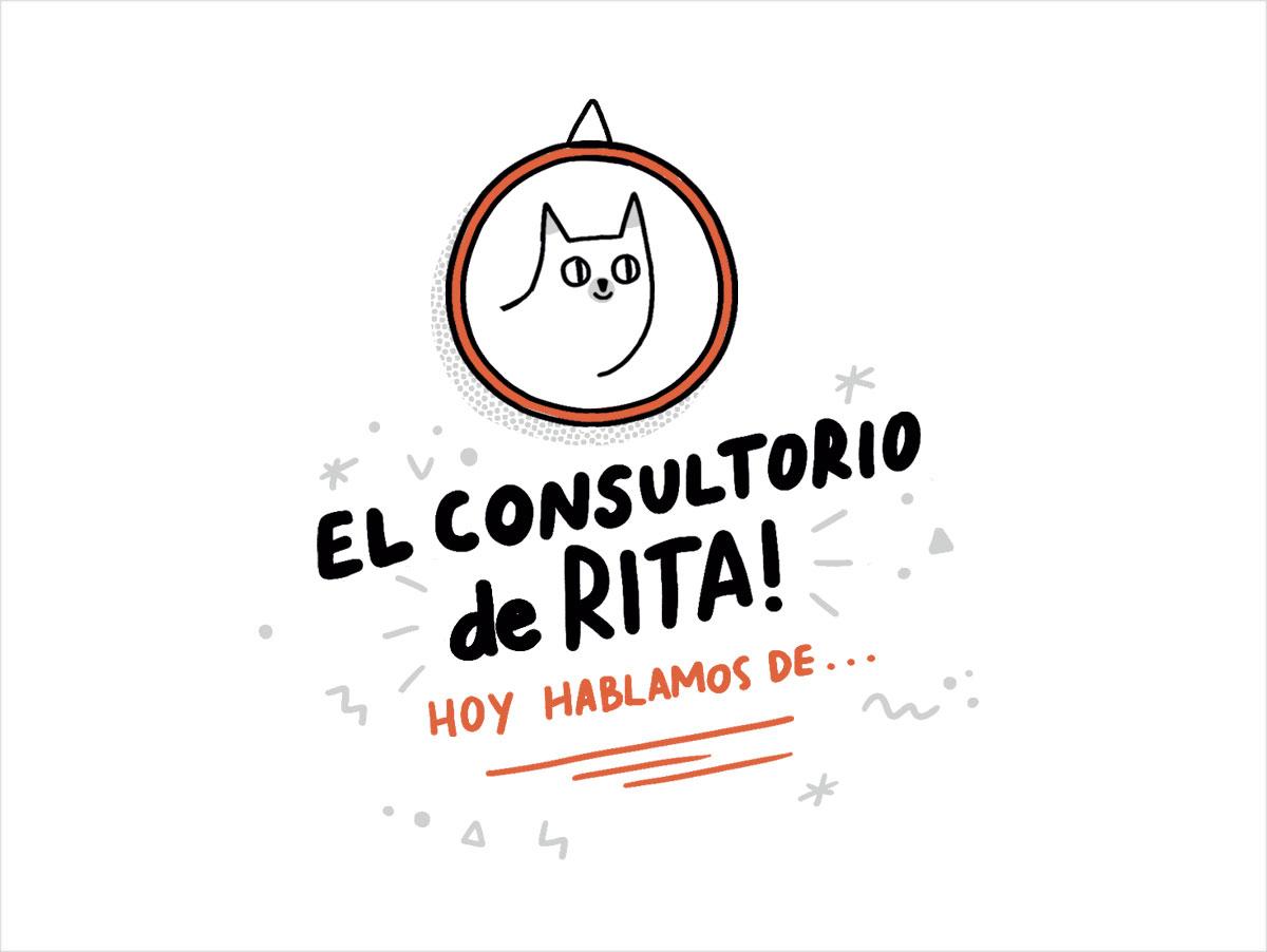 El consultorio de Rita - Graffica